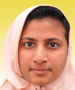 Mariyah bai  Mufaddal bhai Kanchwala